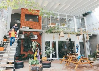 April Hostel Huế