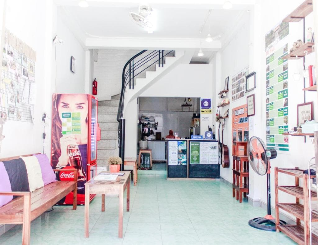 Freedom Hostel Huế