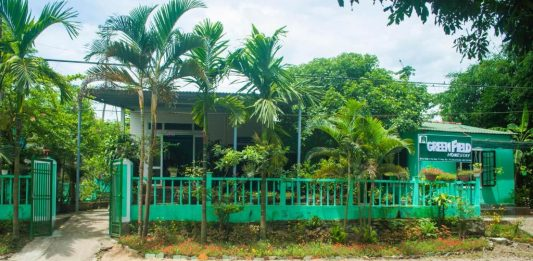 Green Field Homestay Huế