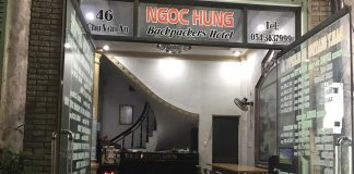 Ngoc Hung Backpackers Hostel